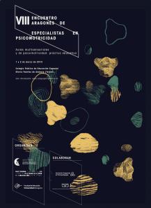 cartel VIII Encuentro Psicomotri. subir a internet